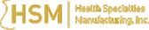 Health Specialties Manufacturing logo